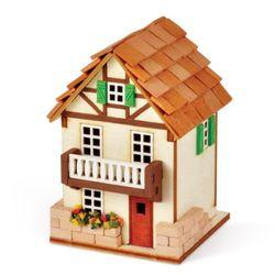 DIY태엽오르골 유럽풍 집 만들기(YM-948)