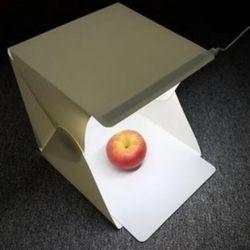 휴대용 LED 조명 미니 스튜디오 촬영 박스