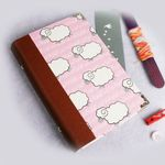 가죽등 링바인더 만들기 KIT (핑크코코쉽)