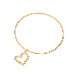 Lover heart bangle