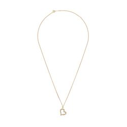 Lover heart necklace