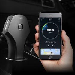 ZUS 스마트 차량용 USB 충전기 - 주차 위치추적기