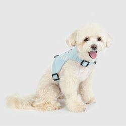 custom easy harness (blue)