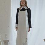 Venus Stitch Dress (White)