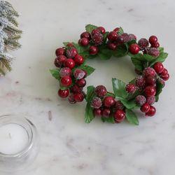 열매 트리 리스(크리스마스 장식소품)