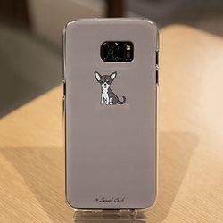 [ZenithCraft] LG V10 댕댕이 치와와 젤리 케이스