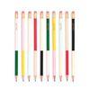 write on pencil set - colorblock