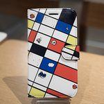 [Zenith Craft] 아이폰8플러스 팝 다이어리 케이스