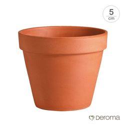 데로마 테라코타 토분 인테리어화분 바소(5cm)