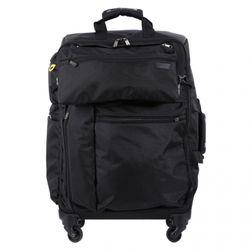 스크램블러 블랙 소프트 여행가방 24형