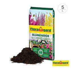 독일 플로라가드 화분분갈이흙 배양토  5L