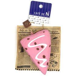 말랑말랑 촉감 짱 슈퍼 스퀴시(스콘스트로베리)일본