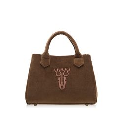 V Fan.C Bag -Brown (XS) (V팬시백)