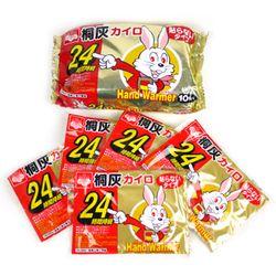 고바야시 하루 손난로 일본 내수정품 10개입
