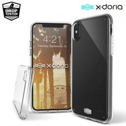 [강화유리+케이블증정] xdoria 아이폰 X용 케이스 클리어뷰