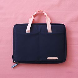 Better Together A4 Tote-Navy