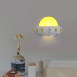 UFO 우주선 LED 센서등 무드램프