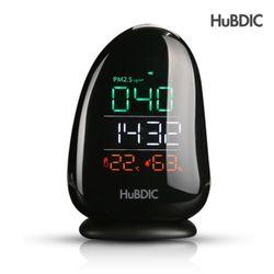 휴비딕 PM2.5 초미세먼지 측정기 HPM-1(시계온습도계)
