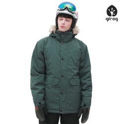 [지프로그] 마스 스키복 보드복 자켓 K.그린 남여공용