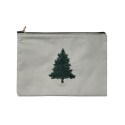 evergreen pouch