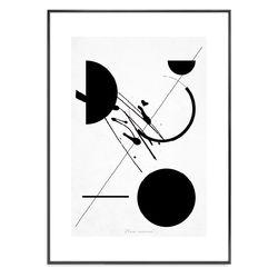 토쿠포스터액자 New moon 3 (50x70)