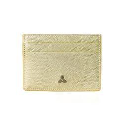 [코앤크릿] 17WSC0101C02PG 심볼 카드지갑 페일골드