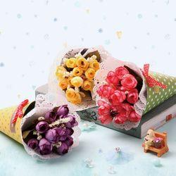 졸업입학축하콘 꽃다발만들기(4인용)