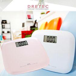 드레텍 디지털 체중계 BS-157 (핑크)(화이트)