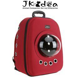 JKDEA 우주선가방 - 버건디