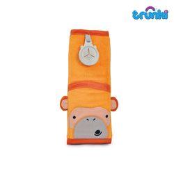 [트렁키]안전벨트패드 SnooziHedz Monkey