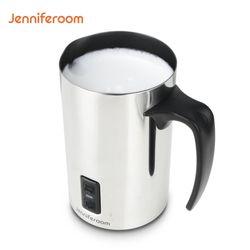 제니퍼룸 우유거품기JR-MF119S우유가열기밀크포트