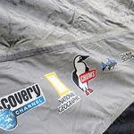 텐트 패치 스티커