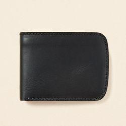 슬림 반지갑 Bifold slim wallet JB812-010(bk)