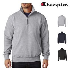 Champion USA Double dry zip-up Pullover (3 colors)