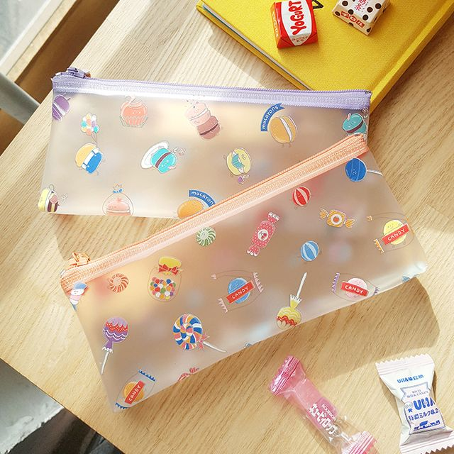 Food PVC Multi pouch