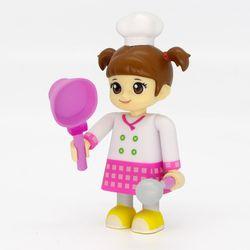 콩순이 파티쉐 피규어 장난감