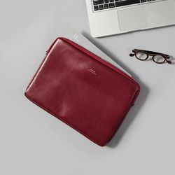 15 NOTEBOOK POUCH LEATHER 노트북파우치
