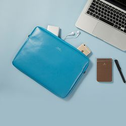 13 NOTEBOOK POUCH LEATHER 노트북파우치