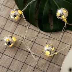 가랜드 LED 무드등 [사탕] (10구건전지타입)