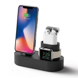 아이폰 에어팟 애플워치 3in1 충전스탠드  (1/2공용)