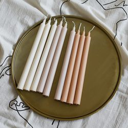 Taper candle (6colors)