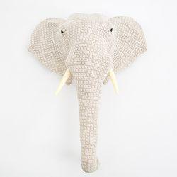 [오리고] 헌팅 트로피 크로쉐 코끼리