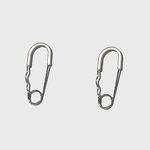 Silver Pin Earring 실버핀 이어링