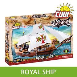 [코비] 해적선 ROYAL SHIP 6018
