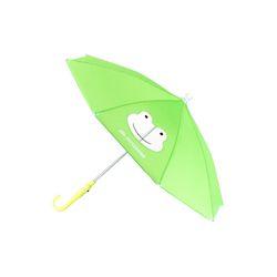 [SAFEGUARD] 세이프가드 유아용 LED 우산 개구리 녹색