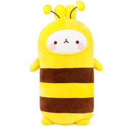 몰랑 소프트 모찌 애착 바디쿠션-꿀벌(55cm)