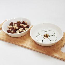 벚꽃시리즈 (간식볼-꽃송이볼)