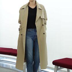 데일리 트렌치 코트 (3color)