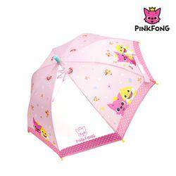 핑크퐁 47 핑크보더 우산 GUPFU10001