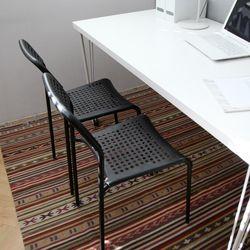 DIO 디오 조립식 철제 의자 4개 세트